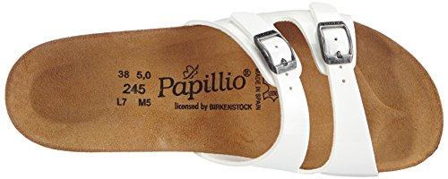 Papillio ANNE - Sandalias de vestir de material sintético para mujer blanco - Weiß (PATENT WHITE)