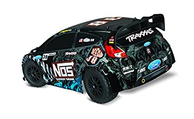 Traxxas 1/10 NOS Deegan 38 Rally Car with TQ 2.4GHz Radio System Vehicle