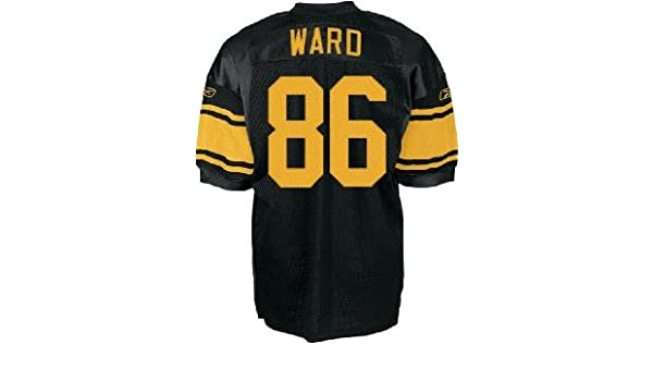 f78476e1f Amazon.com   Pittsburgh Steelers Authentic 1960 Hines Ward 75th Anniversary  Reebok Jersey   Sports Fan Jerseys   Sports   Outdoors