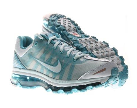 Nike Air Max 2009 Womens Seashell BlueTurquoise Blue