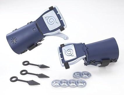 Amazon.com: shonen Jump: Naruto Rapid Attack Guantes: Toys ...