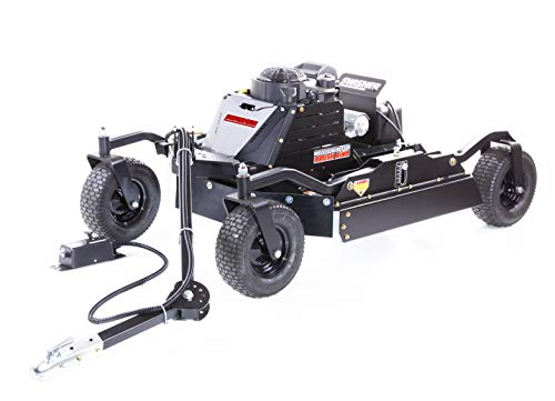 Swisher RC14544CP4K 14.5 hp 44 in. 12V Kawasaki Commercial Pro Brush King 4 Wheeled Rough Cut Trailcutter