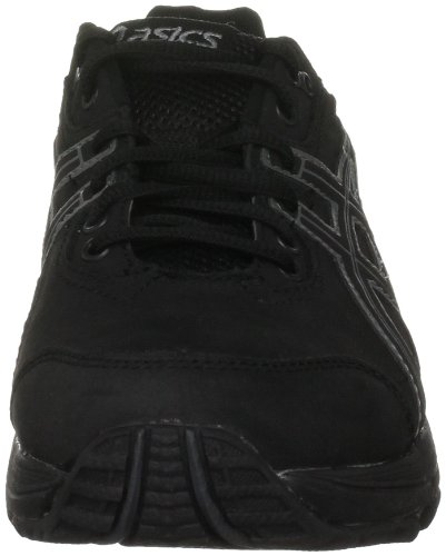 Asics GEL-ODYSSEY WR Q151L Damen Walkingschuhe Schwarz (Black/Onyx/Charcoal 9099)