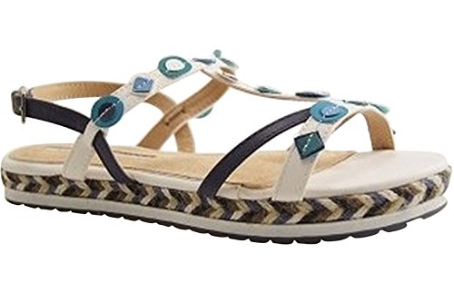 Maria Mare - Zapatos de vestir para mujer blanco
