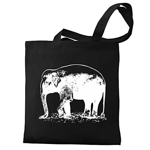 Canvas Elephant Asian Elephant Tote sketch sketch Bag Eddany Tote Bag Eddany Canvas Asian c4IcWHR8n