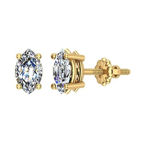 Gold 0.30 Ct Tw Diamond - 5