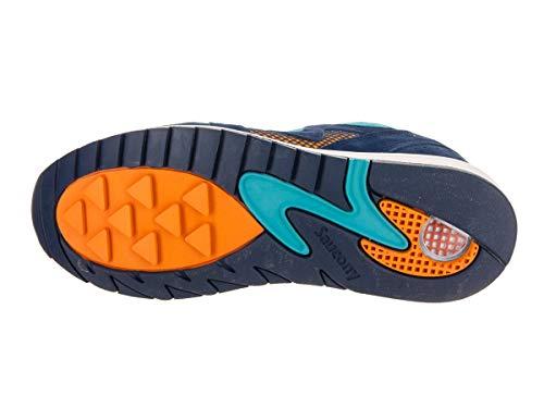 Scarpe ORIGINALS SAUCONY Uomo Grid Cl Sportive Blue 8000 w6qgIfx6