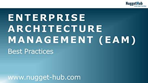 Enterprise Architecture Management (EAM) - Best Practices:: Management-ready slide decks for your success as a IT-Manager, IT-Consultant or IT-Professional