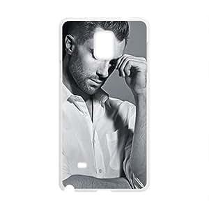 Distinctive handsome mature man Cell Phone Case for Samsung Galaxy Note4 WANGJING JINDA