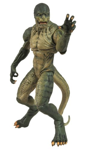 DIAMOND SELECT TOYS Marvel Select: The Amazing Spider-Man: The Lizard Action Figure