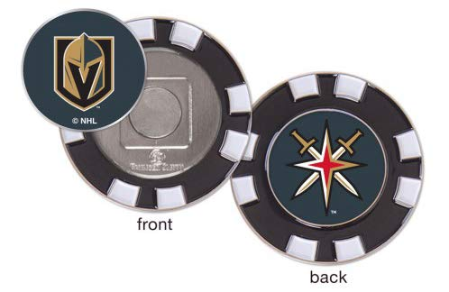 WinCraft NHL Vegas Golden Knights Poker Chip Marker