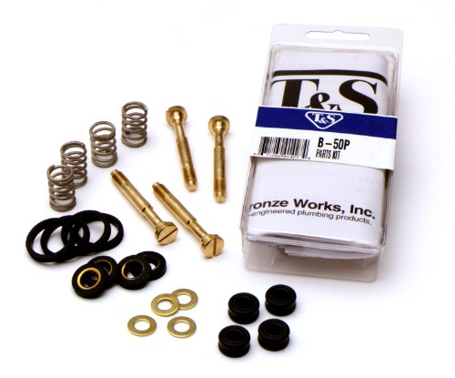 - T&S Brass B-50P Parts Kit for A Foot Pedal Valve