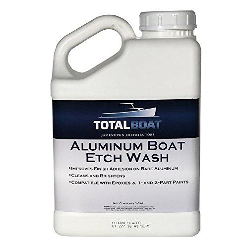 TotalBoat Aluminum Boat Etch Wash (Gallon)