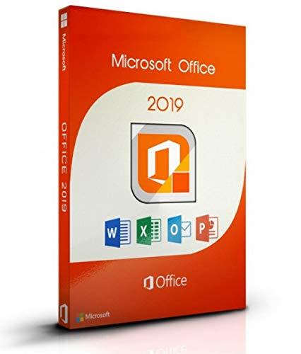 Amazoncom Microsoft Office 2019 Pro Plus For Window 10 Only