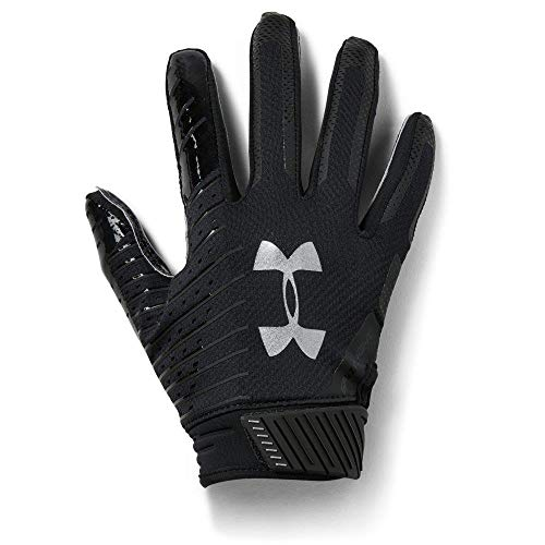 Under Armour Spotlight - NFL, Black//White, Medium