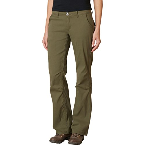 prAna Women's Short Inseam Halle Pant, 0, Cargo Green by prAna (Image #8)