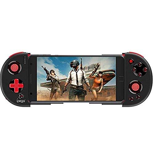 (Convenient Portable iPEGA PG-9087 Wireless Bluetooth 3.0 Game Controller Gamepads for Phone Joystick Precise Control (Black))