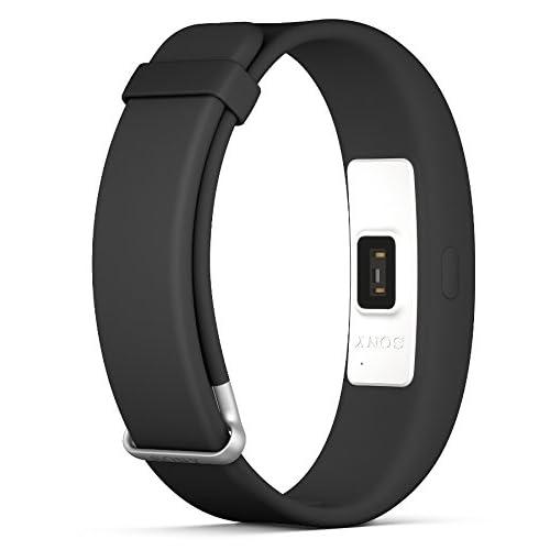 Sony Smart Band 2 - Pulsera, color negro