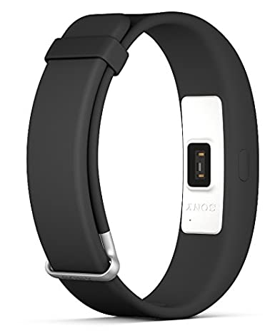 Sony SmartBand 2 - Black (International Version)