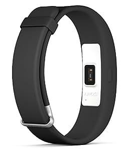 Sony SmartBand 2 - Pulsera cuantificadora, color negro