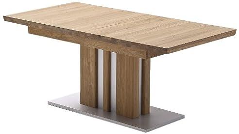 Robas Lund Tisch Esstisch Säulentisch Bolzano Ausziehbar Eiche