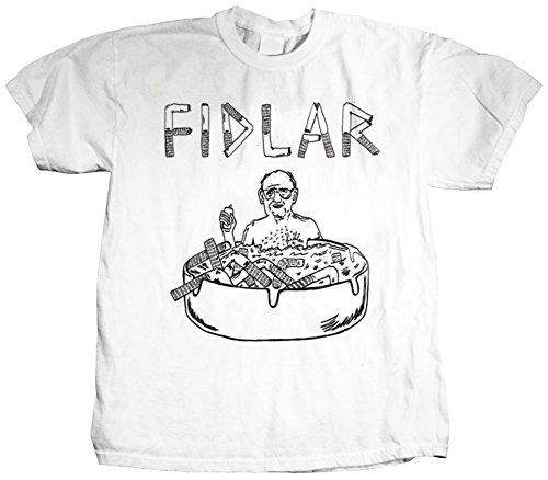 Ptshirt.com-19353-Fidlar Men\'s Ashtray T-Shirt White-B015WZYSXM-T Shirt Design