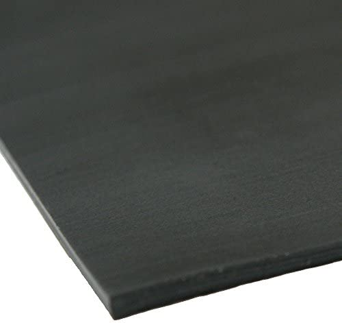 "Santoprene–60A–熱可塑性シートとロール–1/ 8""厚 3x24 Feet 20-159-0125-36-288"