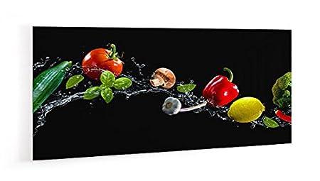Kredenz Von Synthetischen Kuche Aus Glas Bereit Stellen Mit Kleber