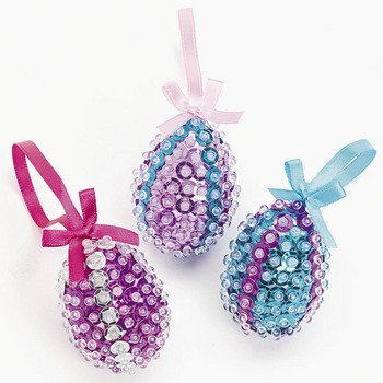 Easter Egg Bag Craft - 1
