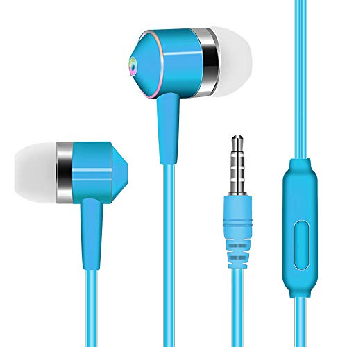 (KUAW 3.5mm Wire Piston Dual-Driver Earphone In-ear Stereo headset Sport With Mic)