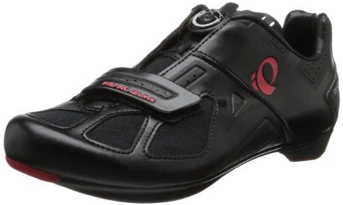 Pearl Izumi - Ride Men's Race RD III Cycling Shoe,Black/Black,40.5 EU/7.3 D US