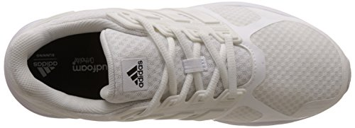 adidas Herren Duramo 8 Laufschuhe Weiß (Ftwwht/Crywht/Cblack)