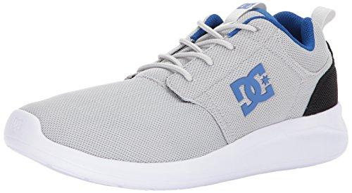 Skate Nous m Mi Chaussure Des Dc D Noir Noir chemin À Gris Bleu Hommes Blanc De 5A77xPwT
