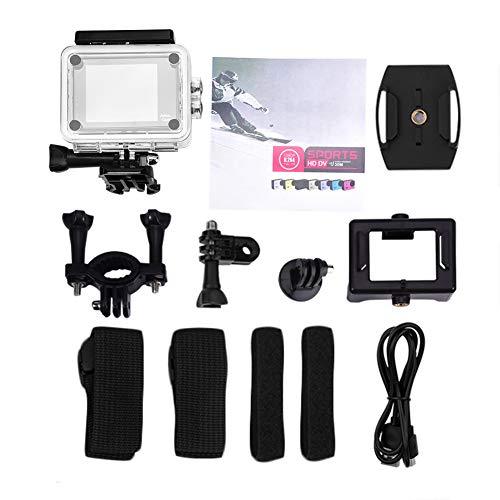 Outdoor WiFi HD 1080P Action Camera Waterproof Housing Mounts Accessory Kit