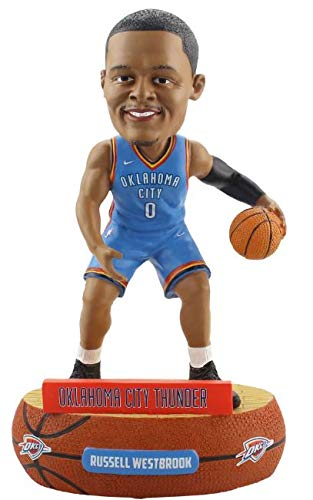 Forever Collectibles Russell Westbrook Oklahoma City Thunder Baller Special Edition Bobblehead
