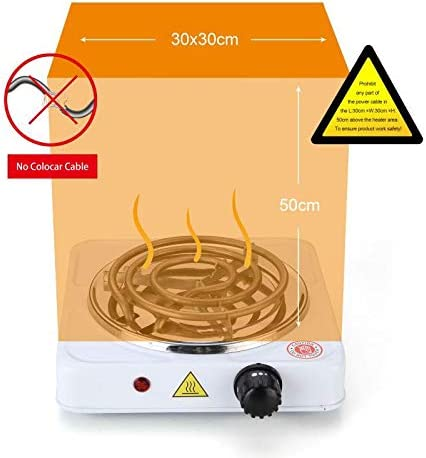 1KG carb/ón TOM COCOCHA Gold Premium Hornillo 1000W con Rejilla PAIDE P DIGITAL Pack Completo para Shisha Regulador de Calor