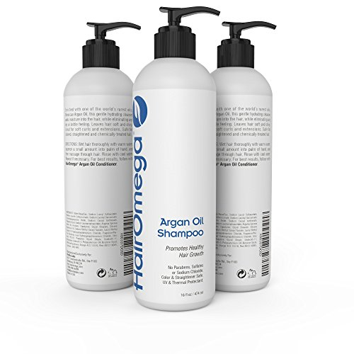 Formulas Hairomega Infused Restorative Shampoo