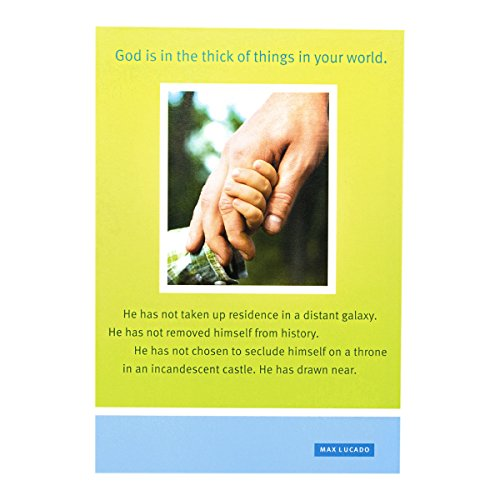 Max Lucado Boxed - Encouragement Inspirational Boxed Cards - Max Lucado - Holding Hands