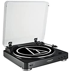 AT-LP60BK-USB Fully Automatic