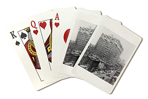 (Ritz-Carlton Hotel on Madison Avenue and 46th Street NYC Photo (Playing Card Deck - 52 Card Poker Size with Jokers) )