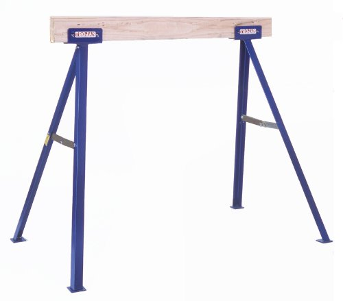 Trojan TS-35 35 Tall Sawhorse (includes legs for one sawhorse) (Legs Sawhorse)