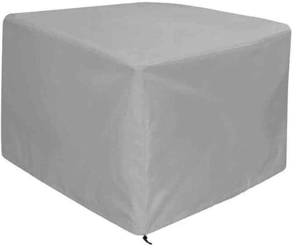 Fundas para Muebles De Jardín A Prueba De Agua 400X260X100Cm, Funda para Muebles De Patio, Lona Impermeable Resistente Al Desgarro Protección Solar A Prueba De Viento Adecuado para Dispositivos Al Ai
