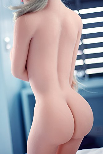 Lifelike TPE Sex Doll-Wendy, Men's Masturbator Entity Doll Big Breast Japanese Female 125cm Realistic Lovely Little Love Doll with Green Eyes Anal Vagina Oral Solid Sex Toy
