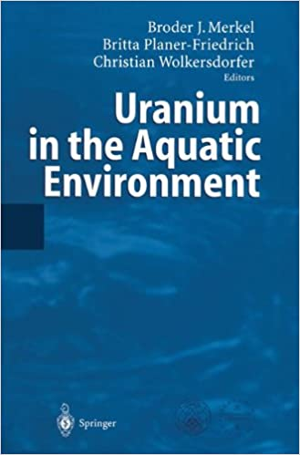 Uranium in the Aquatic Environment: Proceedings of the International Conference Uranium Mining and Hydrogeology III and the International Mine Water Freiberg, Germany, 15-21 September 2002