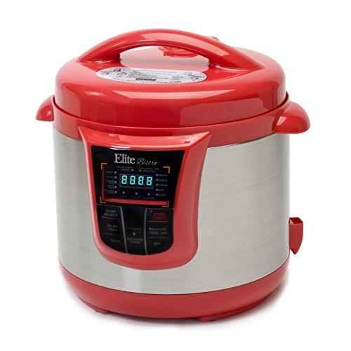 elite 8 function pressure cooker - 4