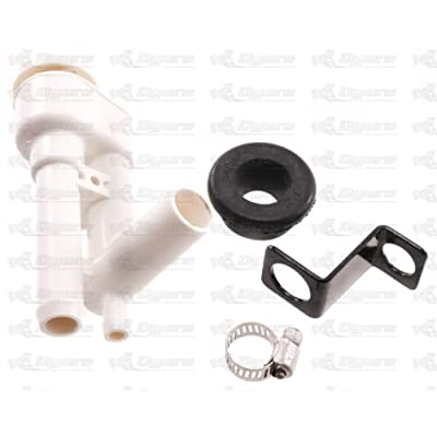 Dometic 385230335 Vacuum Breaker Hand Spray Kit: Automotive