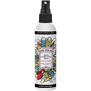 Amazon Com Shoe Pourri Shoe Odor Eliminator 4oz Spray Beauty