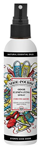 Shoe-Pourri Shoe Odor Eliminator 4oz Spray by Poo-Pourri