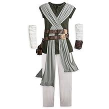 Star Wars Rey Costume for Kids - Star Wars: The Last Jedi Size: 9/10