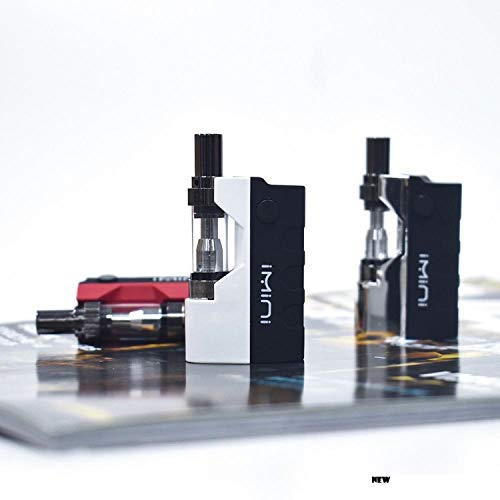 Kush-Cloud: Mini Concealable 510 Thred Variable Voltage Premium Oil Pen| High Performance Baterry| Tank Not Included (Black)